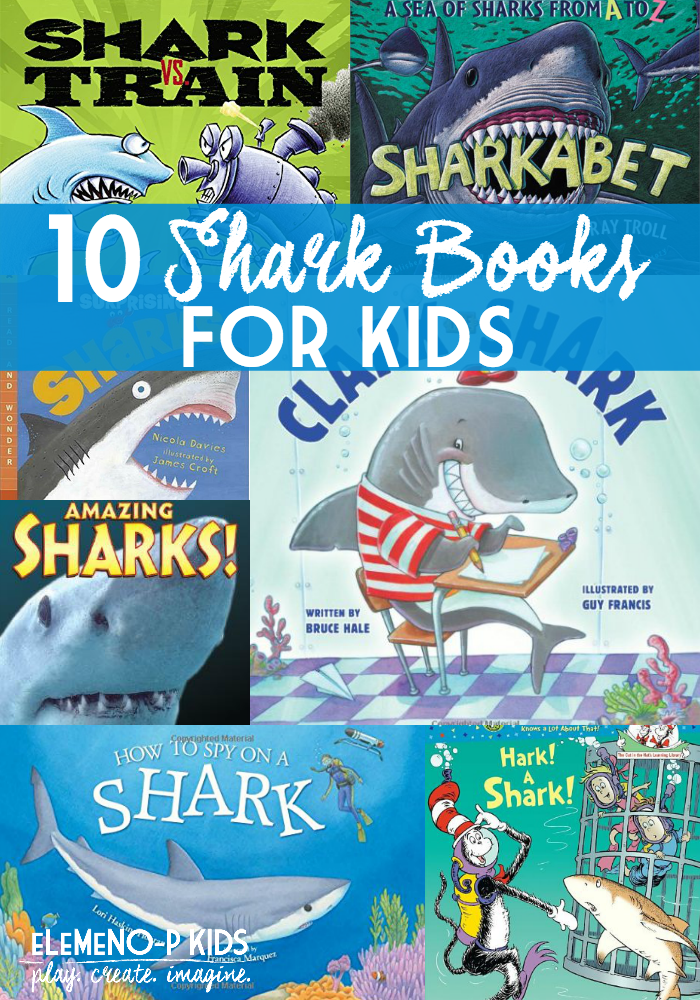 12 Fun Shark Activities for Kids - Fun-A-Day!