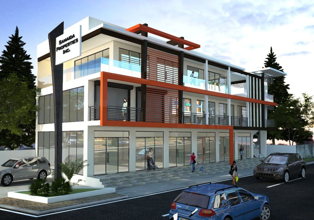 House Plans Philippines 7 Modern Architecture Building Building Design Office Building Architecture