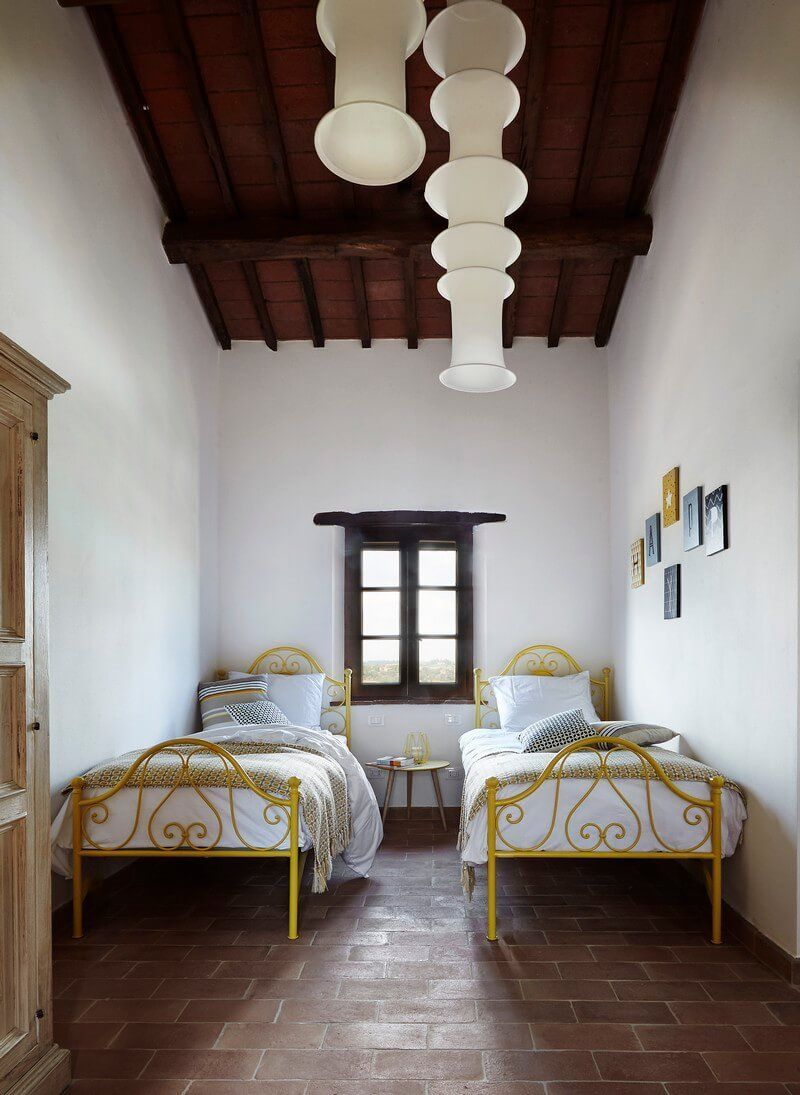 From Stables to Stylish, 17th Century Italian Farmhouse Is