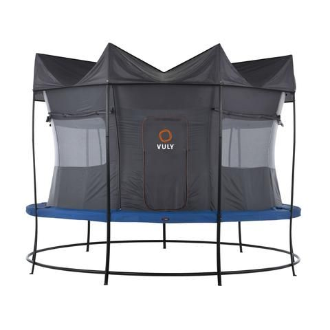 Tr&oline accessories  sc 1 st  Pinterest & Vuly2 - 12ft Trampoline Tent - EZTrampoline | Vuly Trampolines ...