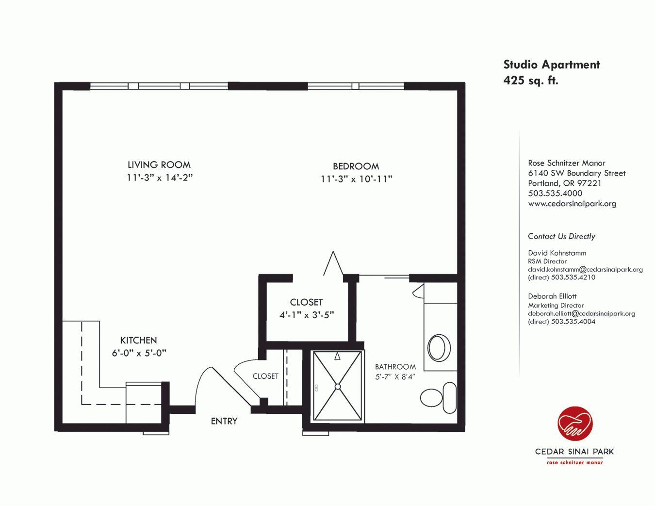 Amusing 25+ 400 Square Foot Apartment Design Ideas Of How ...
