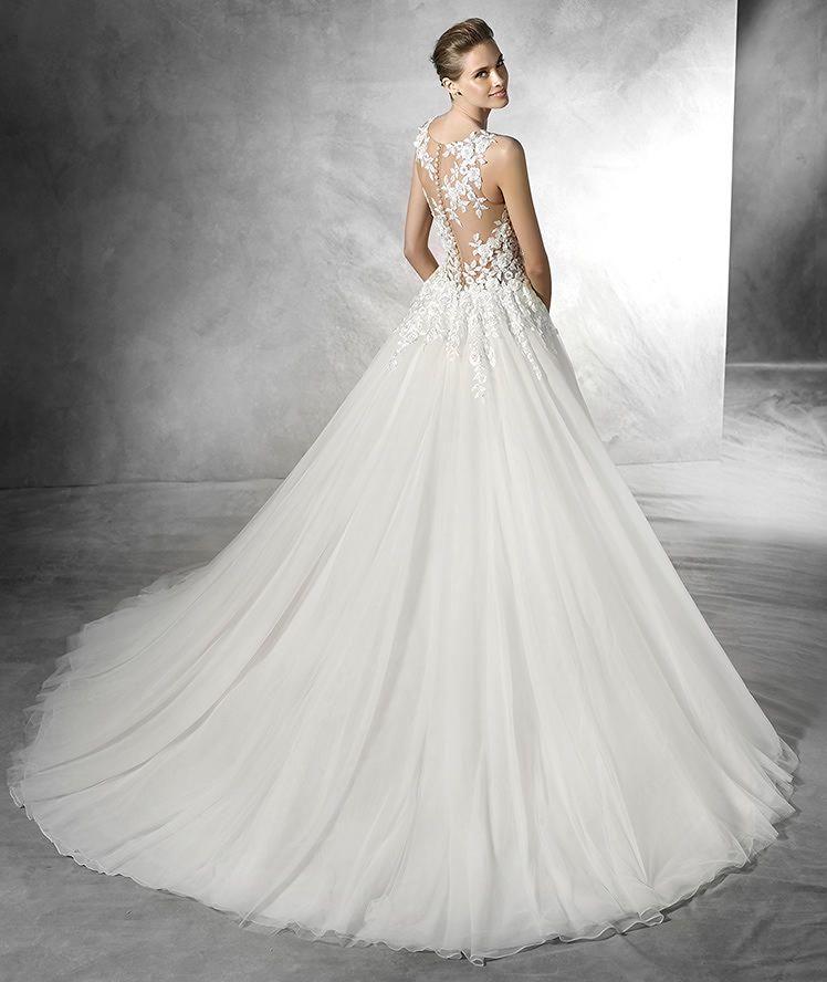 TACIANA - Sexy princess wedding dress | Wedding dress, Weddings and ...