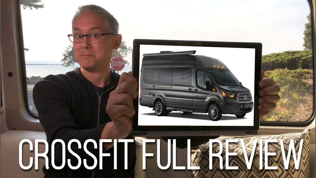 Full Review Coachmen Crossfit 22d A 4 Season Class B Camper Van Built On The Ford Transit Youtube Class B Camper Van Ford Transit Class B