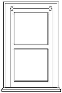 Historic Reproduction Storm Windows Made To Order