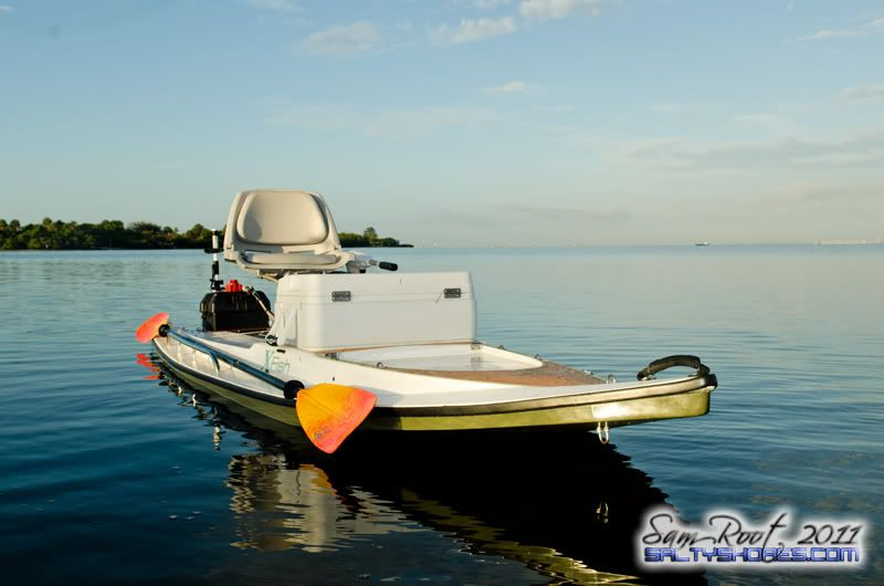 X fish suf fishing boards review based out of sarasota for Fishing paddle boards