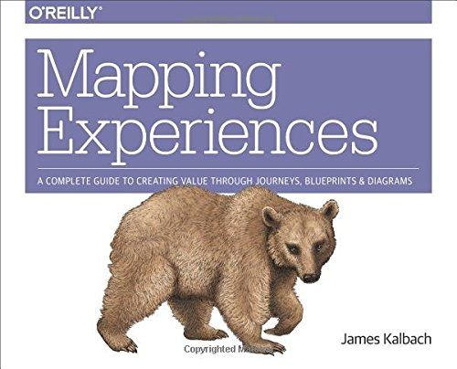 Mapping Experiences  A Complete Guide To Creating Value T