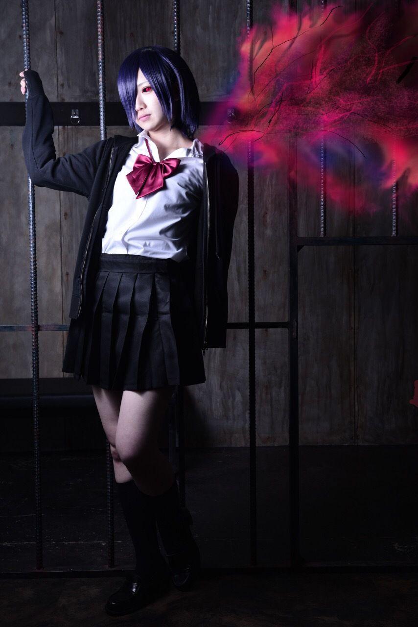 Tokyo Ghoul Cosplay 30 Pics Ken Kaneki Kisho Arima Touka