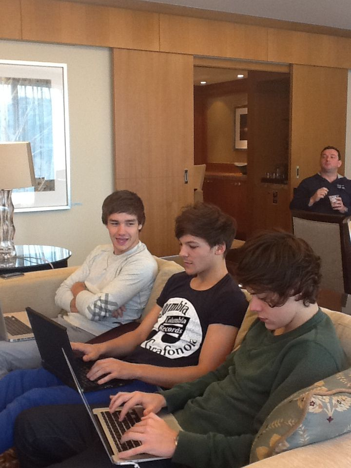 Harry louis and paul