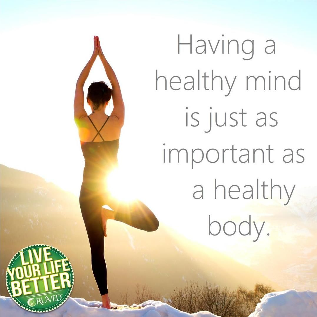 Start Your Week With A Healthy Body And Mind