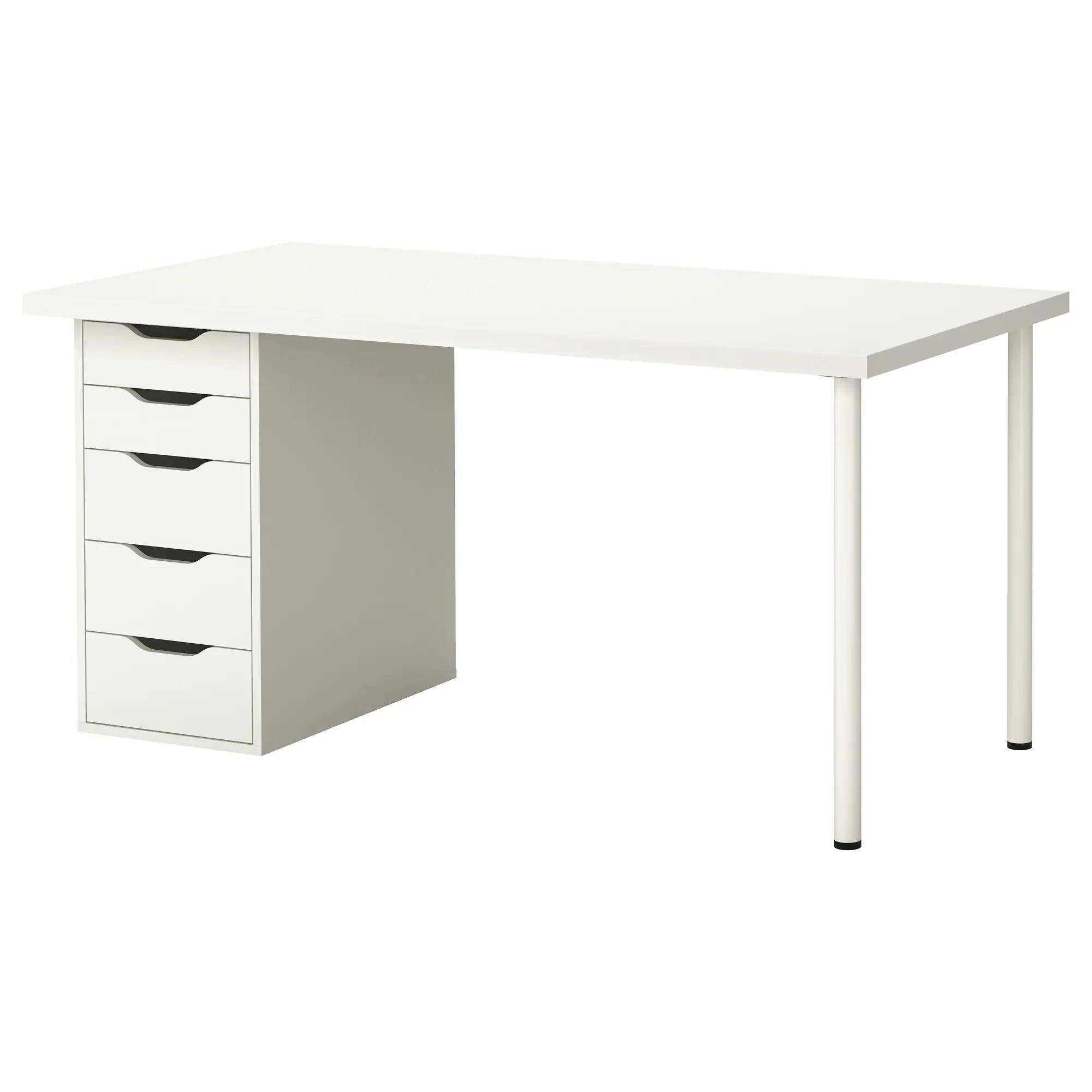 Linnmon Alex Table White 59x29 1 2 Ikea Home Office Furniture Ikea Home