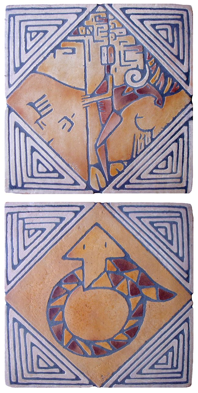 Ceramic wall art african kalahari ceramic wall hangings gvega