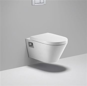 Blu Bathworks Lw6030 Coco 3 6l 0 8 1 6g Dual Flush Wall Mounted Elongated Toilet 22 X14 X13 Wall Hung Toilet Wall Mounted Toilet Bathroom Faucet Fixtures