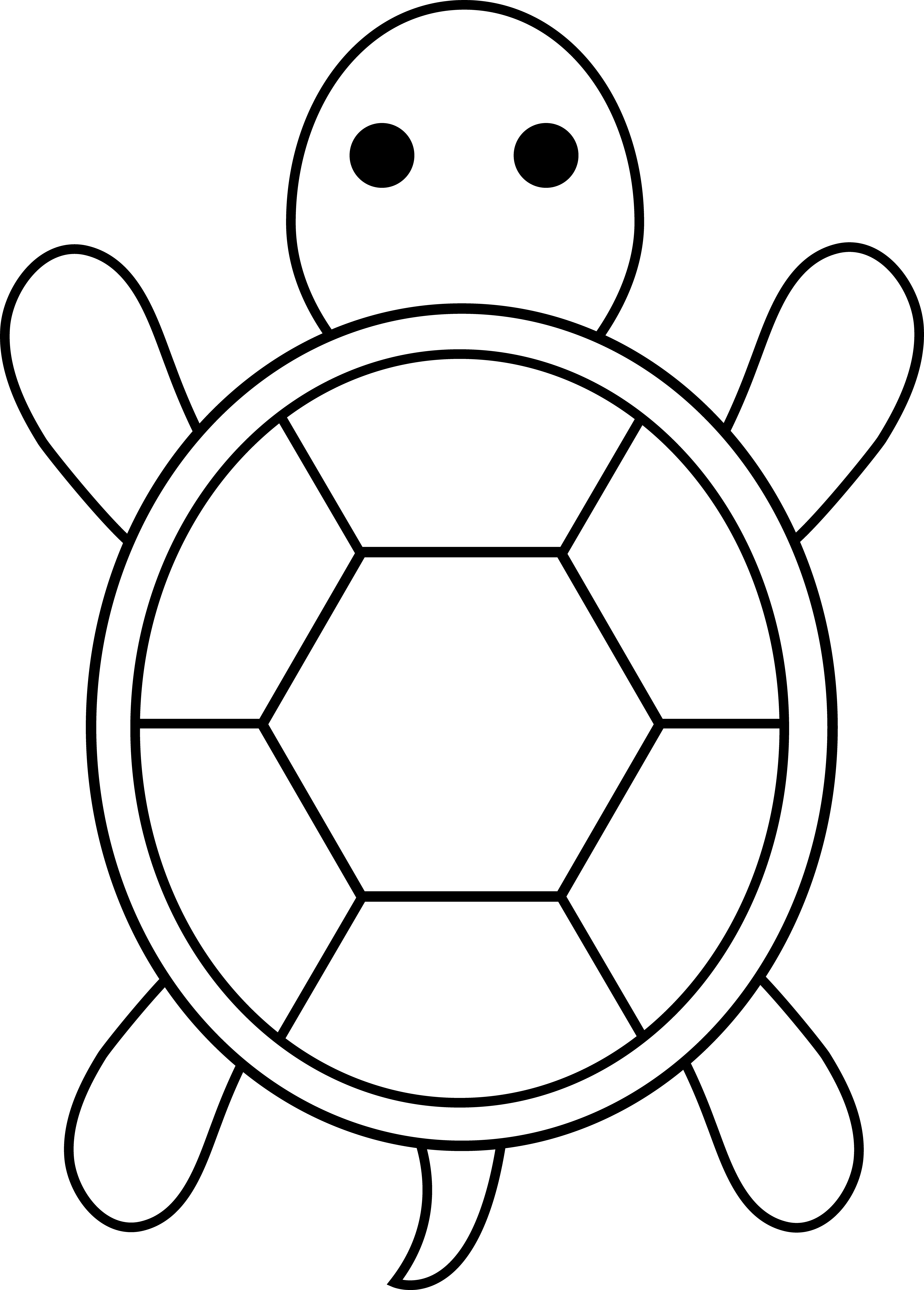 Cute Colorable Turtle Free Clip Art Turtle Coloring Pages Turtle Quilt Turtle Crafts