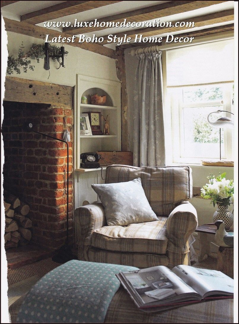 Country Cottage Ideal Home Country Cottage Living Room