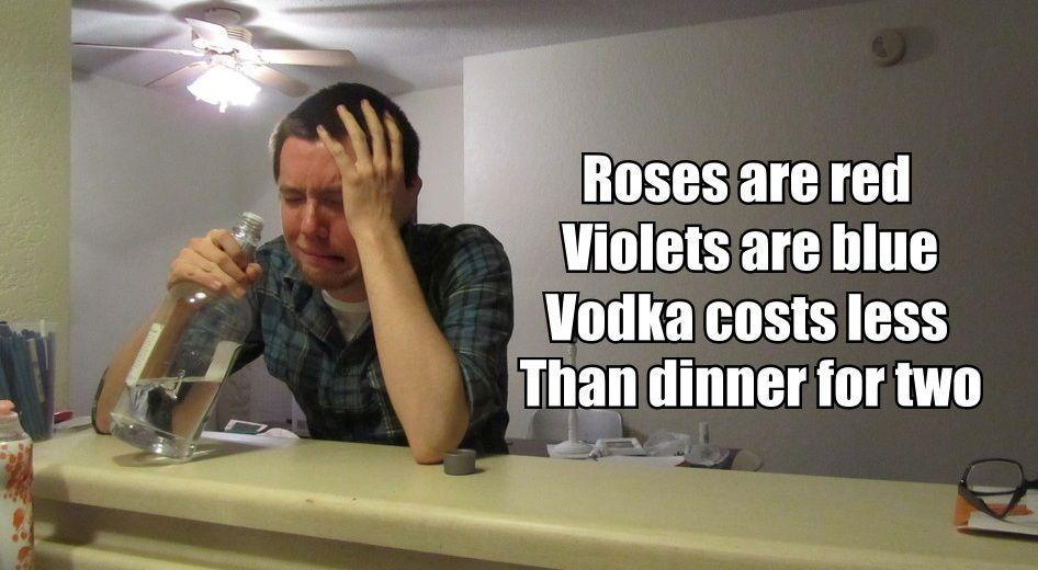 No Valentine?