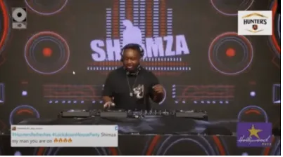 [Audio] Shimza Hot Lockdown Mix in 2020 African music