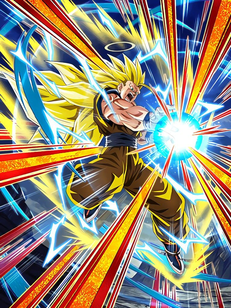 Angel Goku Ssj3 Int Em Hd Anime Dragon Ball Super Dragon Ball Art Dragon Ball Super Goku