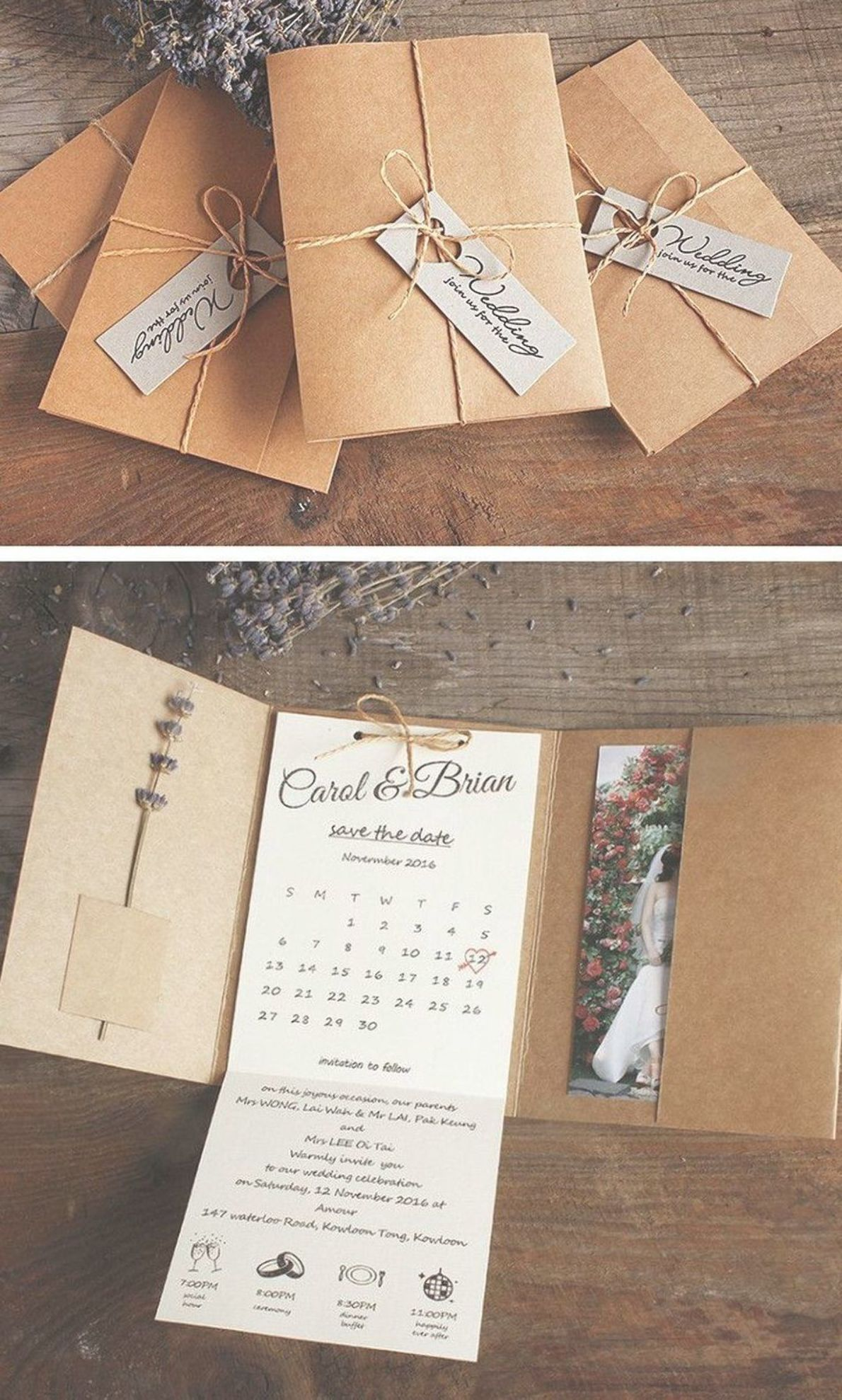 Stunning 30 Awesome Wedding Invitations Ideas Pocket Wedding Invitations Wedding Invitations Rustic Handmade Wedding Invitations