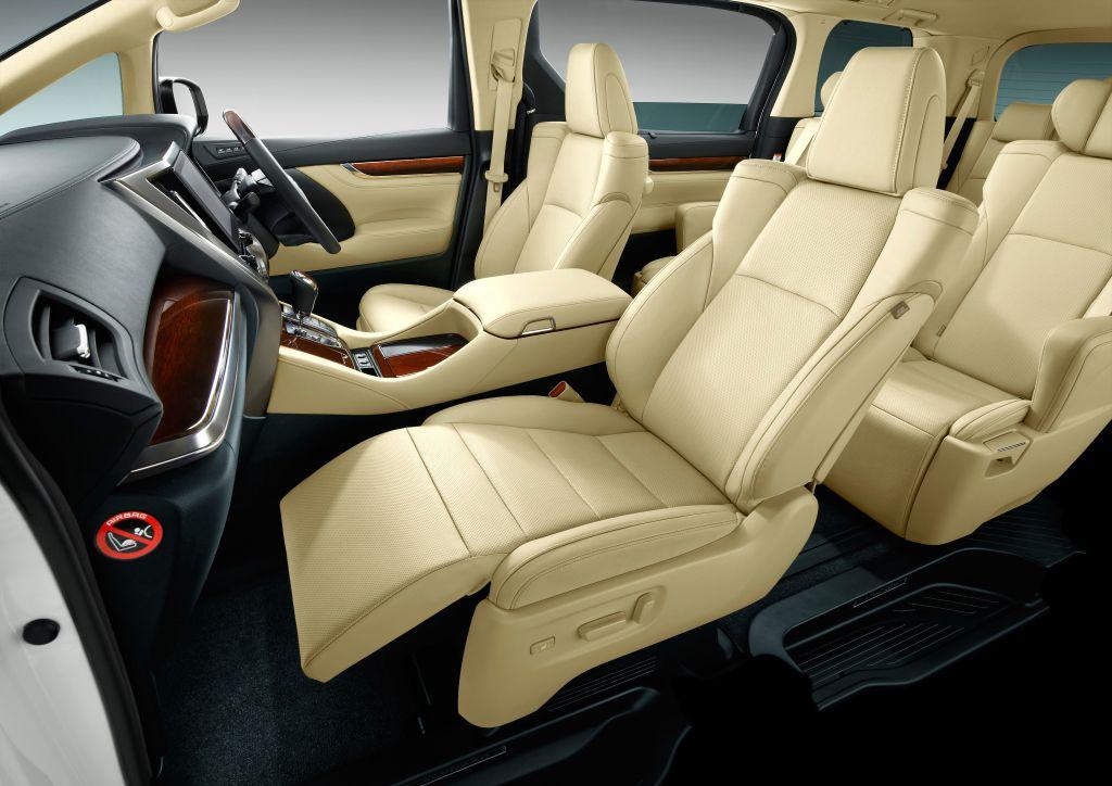 Toyota All New Alphard 2015 Harga Grand Avanza 2018 Interior C A R S 4 7k Pins Pinterest