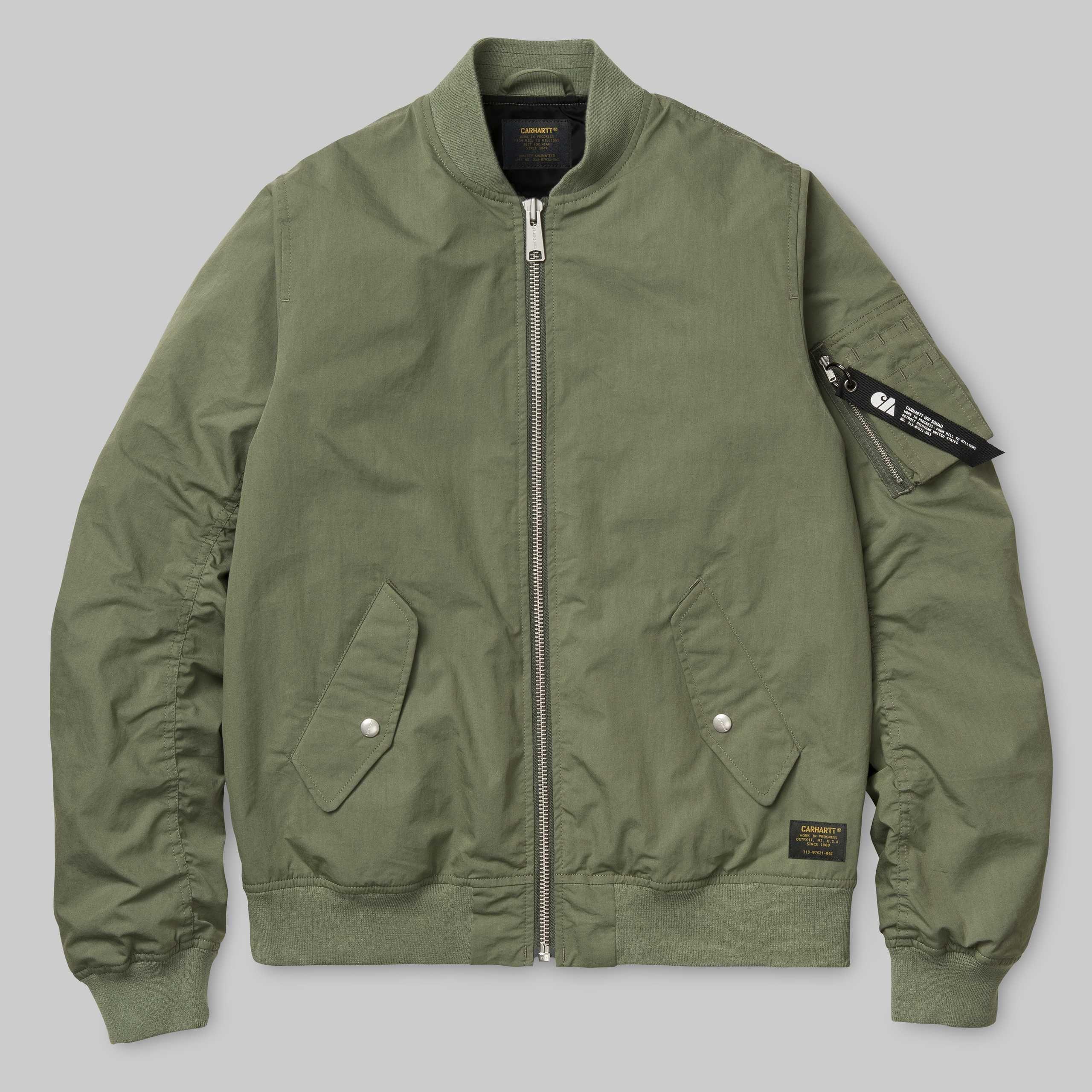 891d7695ed137 Carhartt WIP Adams Jacket