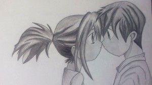 Dibujos Para Dibujar De Amor Dibujos Para Dibujar Anime Art Drawings