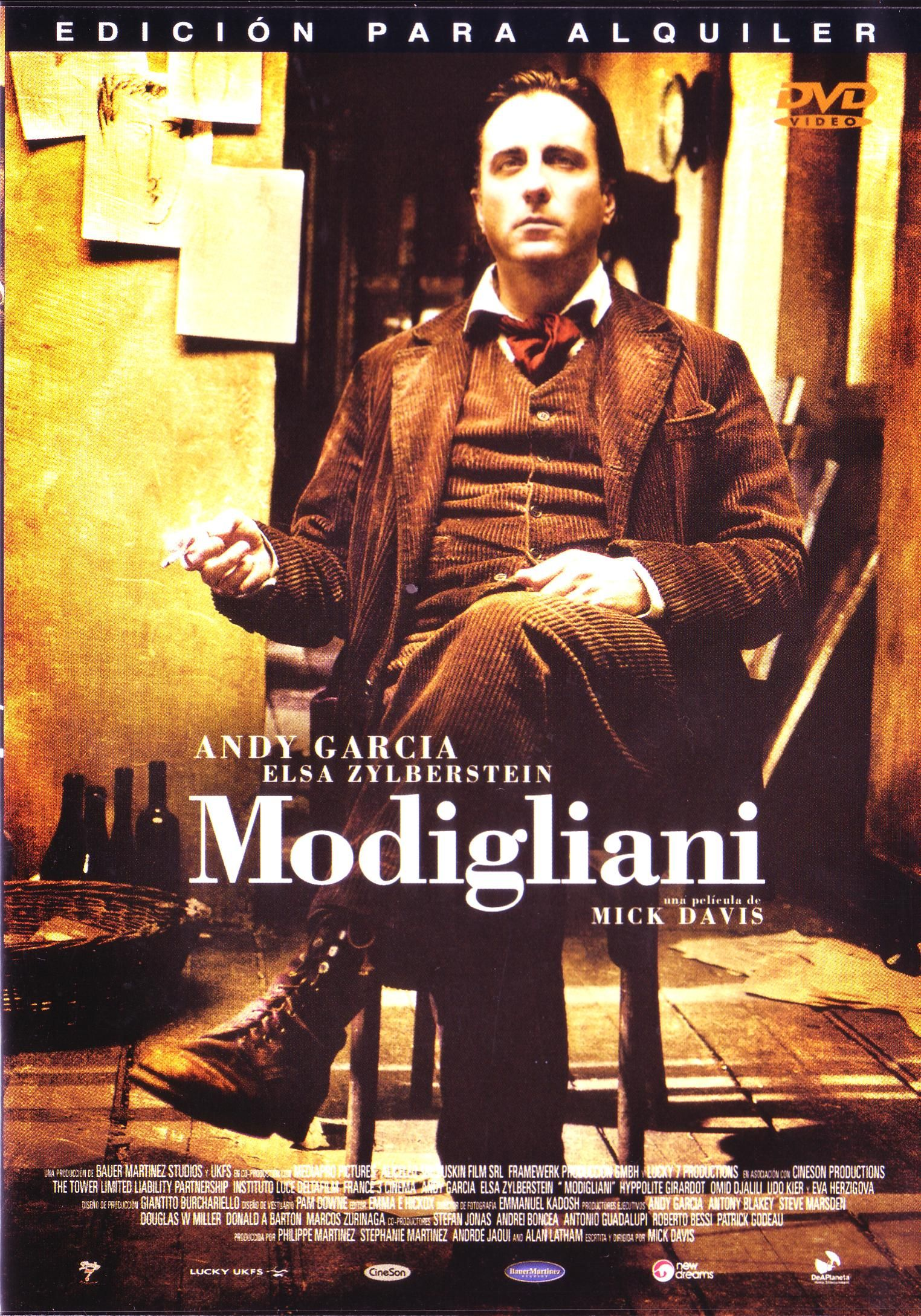 Modigliani- would like to see this.