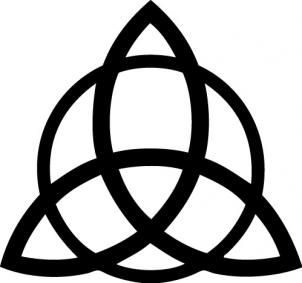 How To Draw Triquetra Step By Step Symbols Pop Culture Free Online Drawing Tutorial Added By Protection Symbols Celtic Symbols Celtic Symbols And Meanings