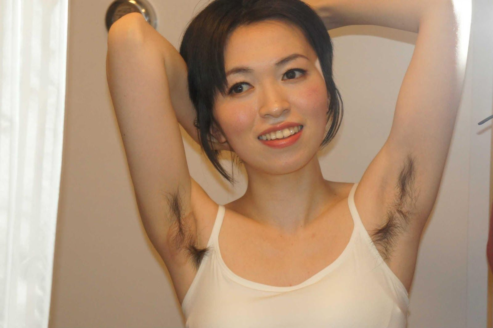 That result.. very hairy asian woman simply magnificent
