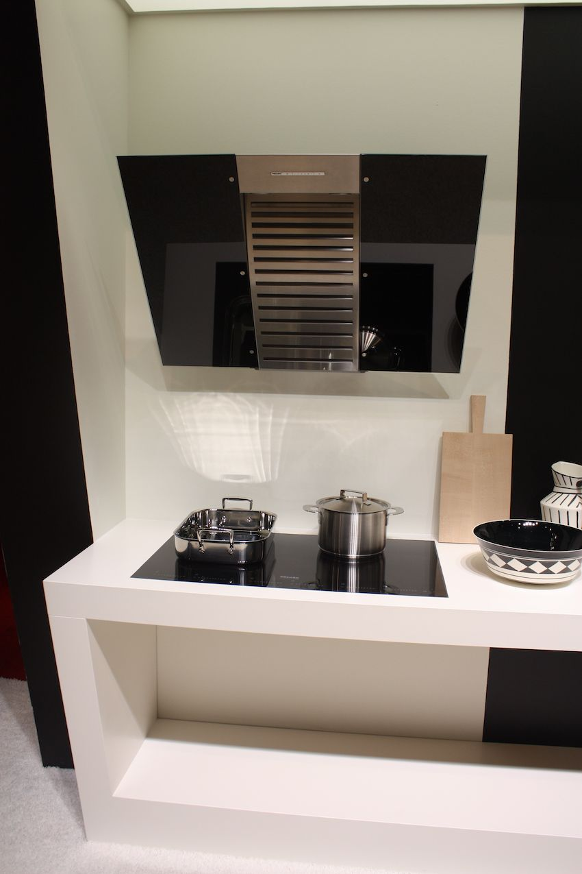 Stylish Options For Kitchen Hoods From Eurocucina Kitchen Hood Fan Kitchen Hoods Modern Kitchen Hood