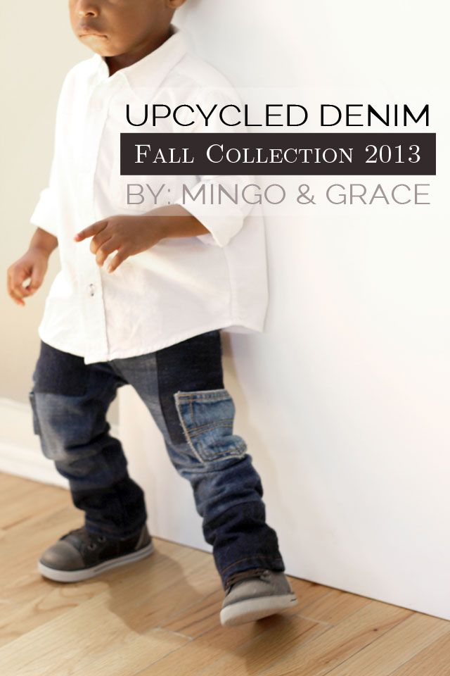 Upcycle Denim DIY - extending the life of your kids jeans | Jeans ...