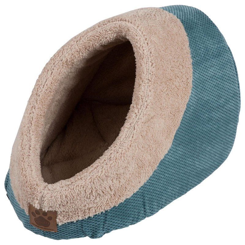 Precision Pet SN MC Hide & Seek Bed Teal - 7042708