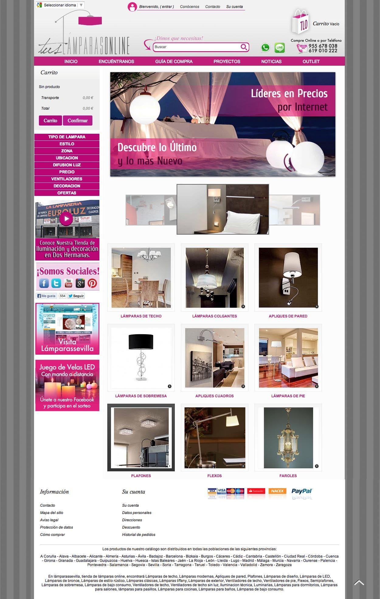 Tienda Virtual Tecnologia Prestashop Diseno Y Personalizacion
