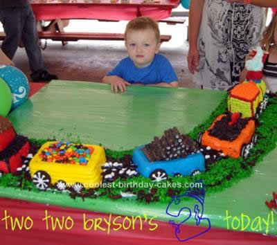Terrific Coolest Choo Choo Train Birthday Cake 162 Personalised Birthday Cards Veneteletsinfo