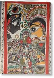 Image result for shiva parvati love painting