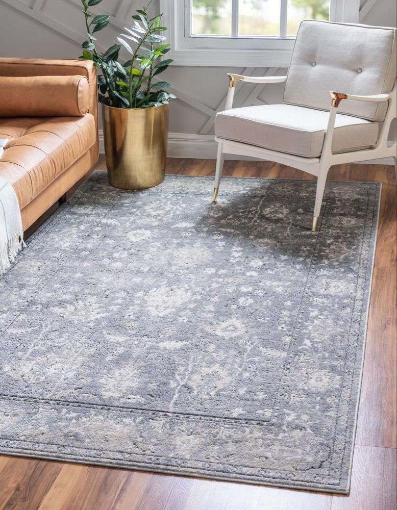 Gray 9 X 12 Oregon Rug Esalerugs Grey Rugs Rugs In Living Room Area Rugs
