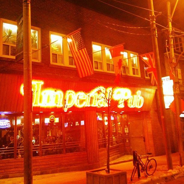 Imperial Pub à Toronto, ON