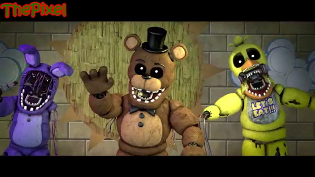 Five Nights At Freddys Songs