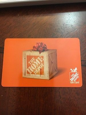 Home Depot Gift Card Discount
