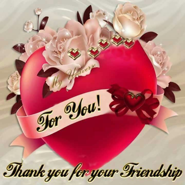 Thank You For Your Friendship Friend Friendship Quotes Friend Quotes
