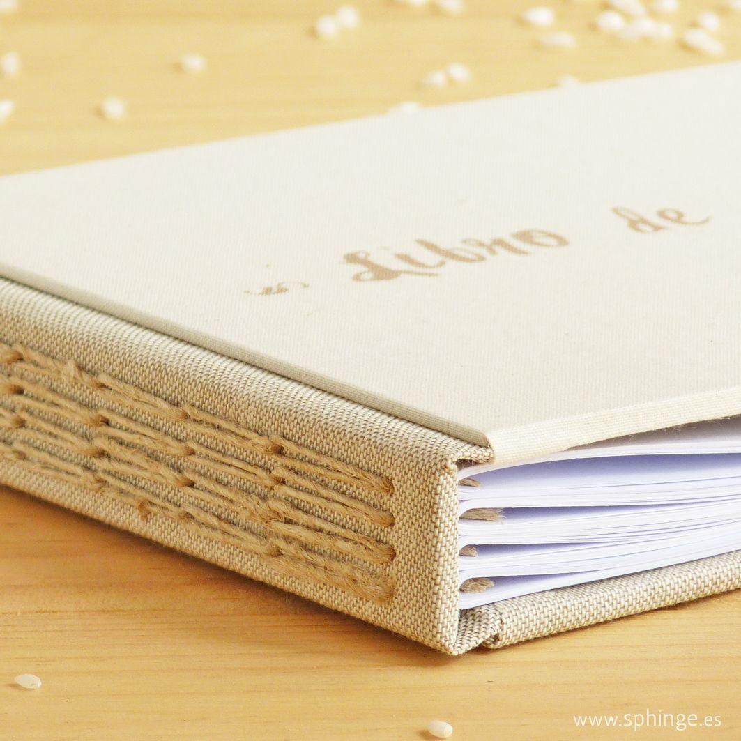 Cuadernos Originales Hechos A Mano A Tu Gusto Y Medida Libros De  ~ Album De Fotos Tradicional El Corte Ingles