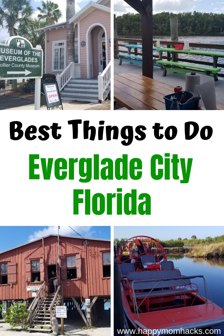 Best Airboat Rides Everglades Family Travel Blogger