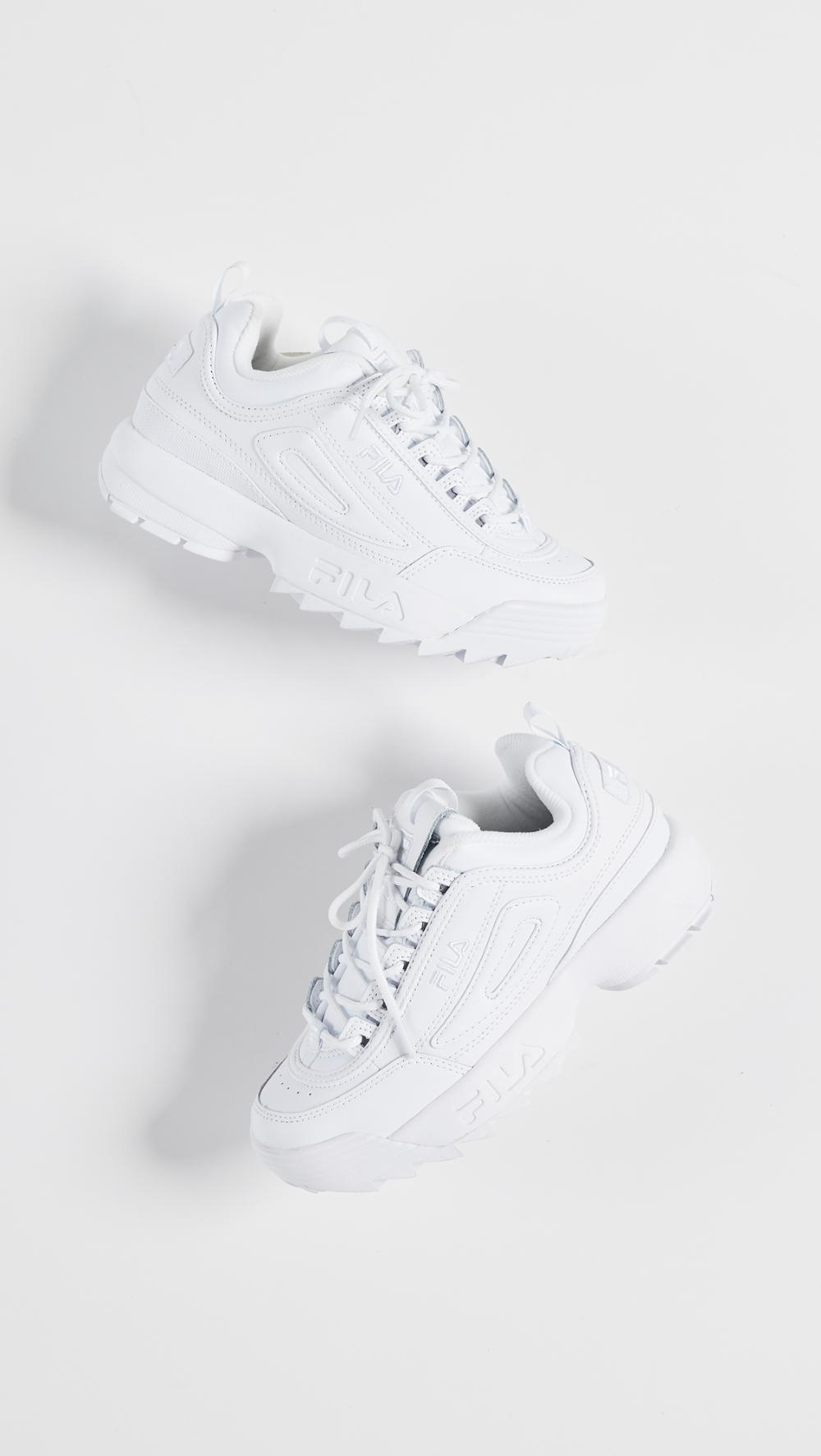 Fila Disruptor II Premium Sneakers