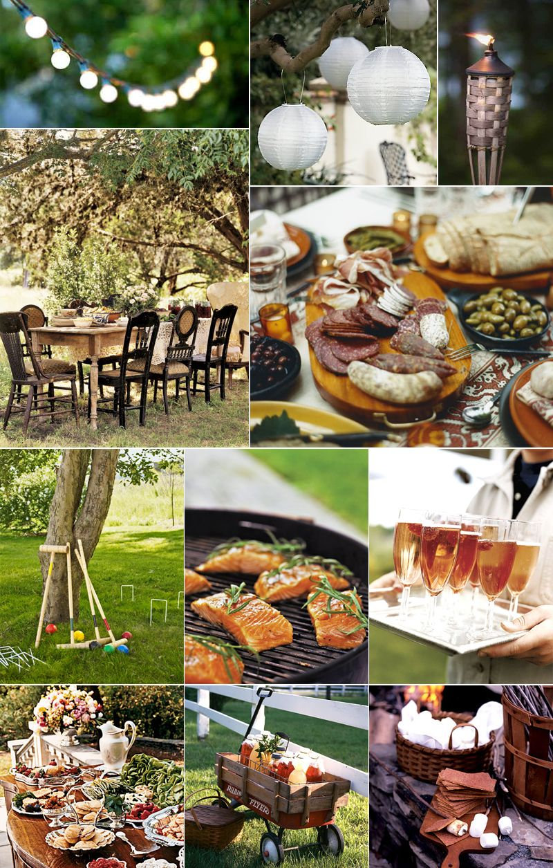 Rustic Birthday Party Ideas Garden Exotic Events
