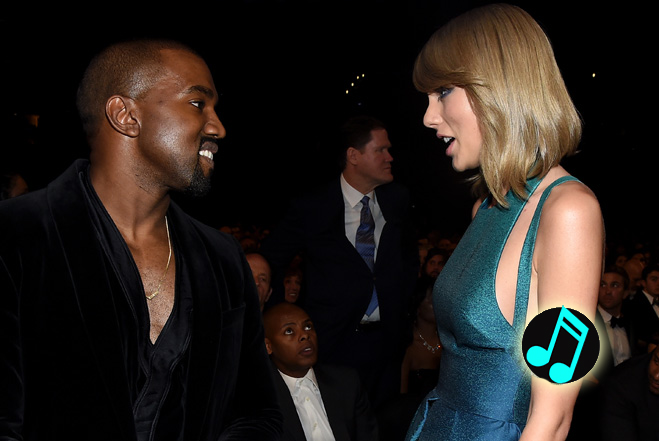 A Taylor Swift Kanye West Collaboration Is Definitely Happening Taylor Swift Kanye West Taylor Swift Brother Taylor Swift