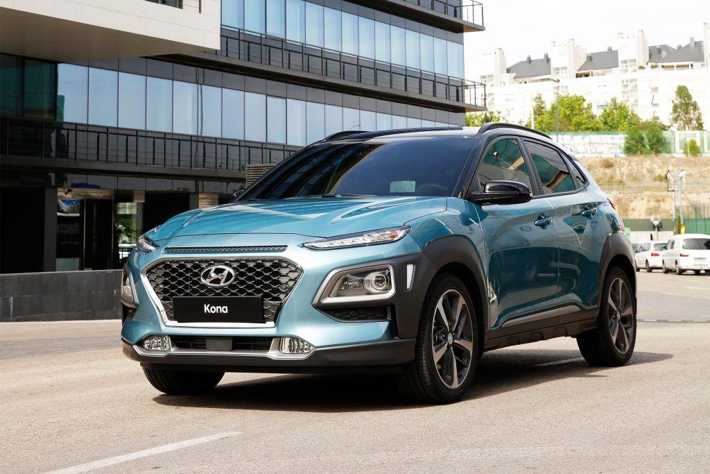 2019 Hyundai Kona Ev Concept And Specs