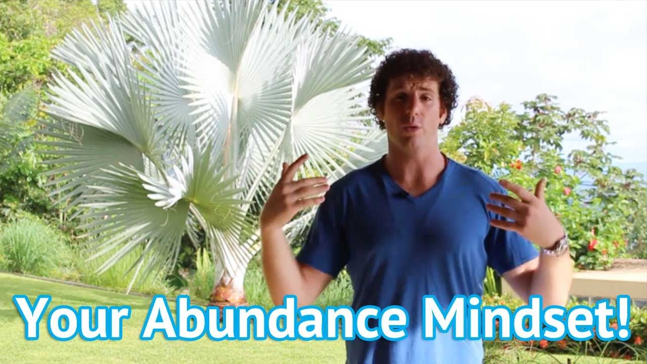 Money Block Breakthrough Step 1 - Create Your Abundance Mindset