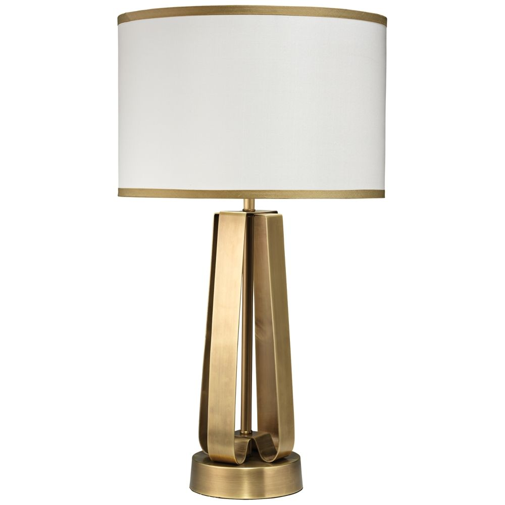 Jamie young antique brass strap table lamp style 7c092 antique jamie young antique brass strap table lamp style 7c092 aloadofball Image collections
