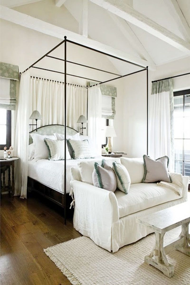 Five Tips For A Light And Dreamy Bedroom
