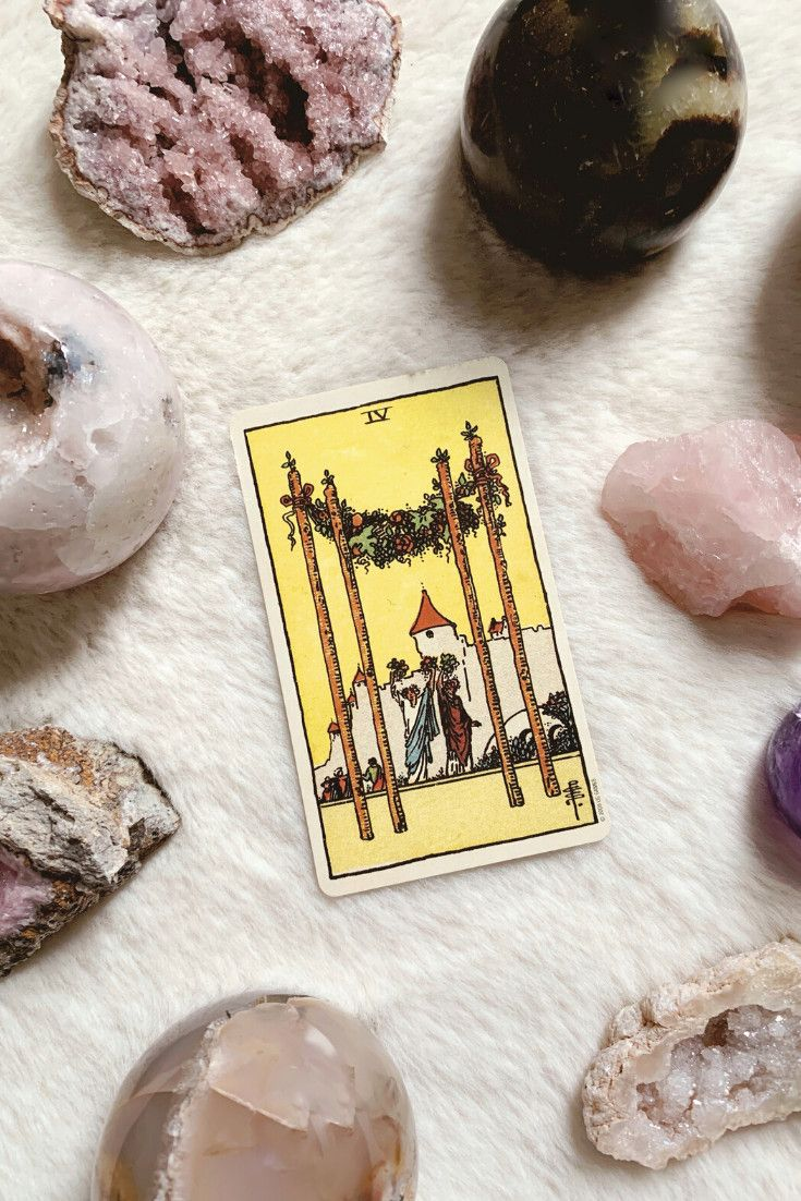 love tarot cards meaning