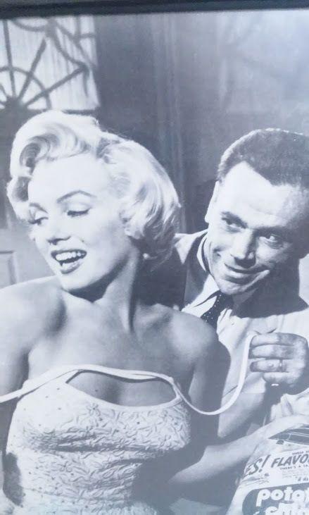 Fotograma antiguo de Marilyn Monroe enmarcado | Antigüedades ...